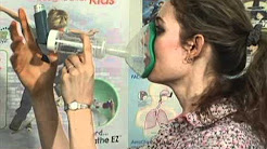 How to use your Inhaler and Aerochamber by Christine