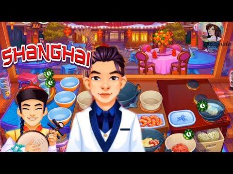 Cooking Craze/ Shanghai city/ NEW Restaurant ?/ Levels 30💥,33💥, 36💥,40💥