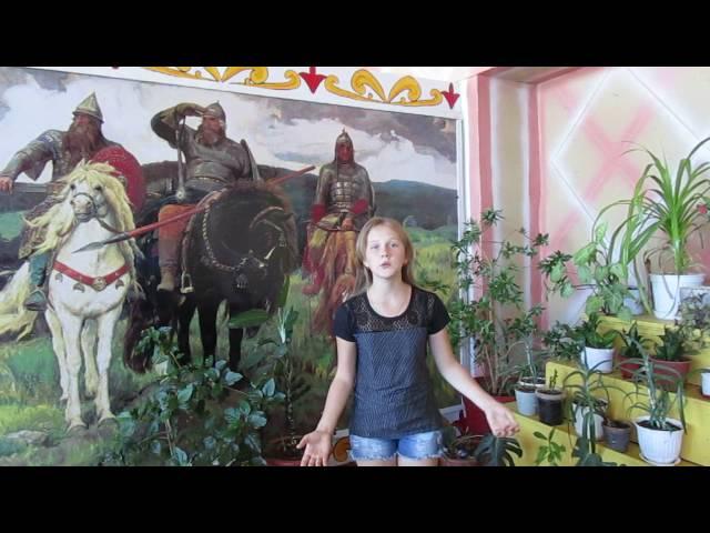 Изображение предпросмотра прочтения – ТатьянаТрифонова читает произведение «Детство» И.А.Бунина