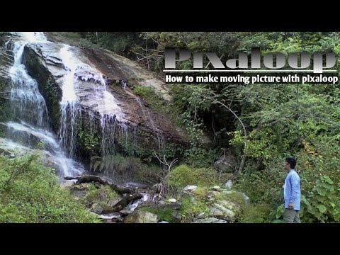 How To Make Moving Picture With Pixaloop