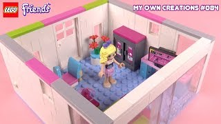 Bedroom 007 | LEGO Friends My Own Creations #084