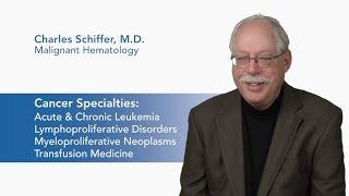 Meet Dr. Charles Schiffer video thumbnail