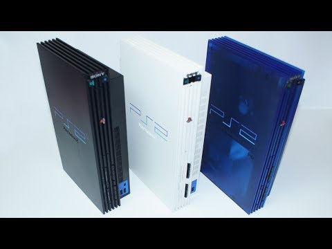 КАКАЯ PLAYSTATION 2 ЛУЧШЕ