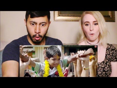 BUDHIA SINGH: BORN TO RUN trailer reaction by Jaby & Gwen!