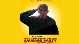 Sausage Party Greek Comedy