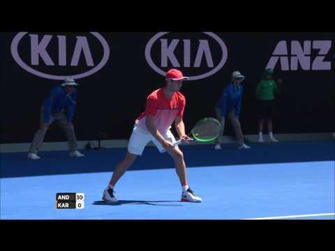 Oliver Anderson V Jurabeck Karimov - Junior Boys' Singles Final | Australian Open 2016
