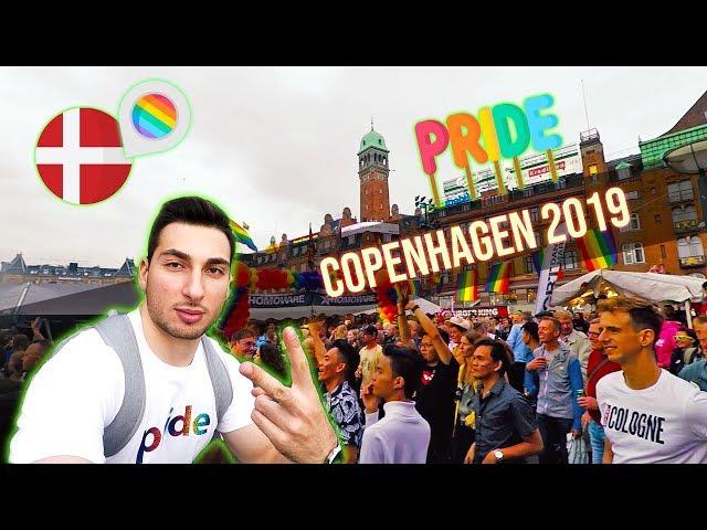 COPENHAGEN PRIDE 2019 #AcceptanceIsCool