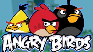 ПРЯТКИ НА КАРТЕ ANGRY BIRDS