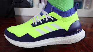 UNBOXING THE LOUDEST ULTRABOOST EVER: adidas UltraBOOST Mid Prototype!