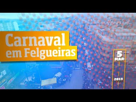 Felgueiras viveu o Carnaval com muita alegria