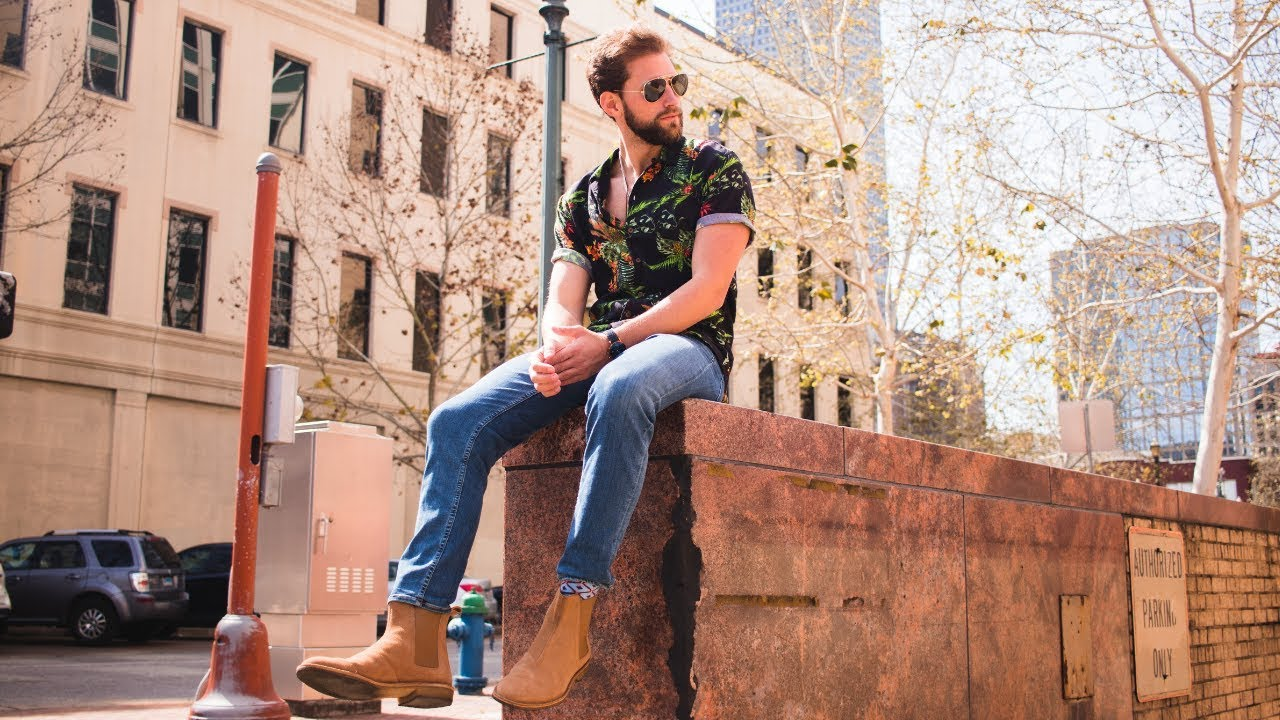 How to Style Chelsea Boots for this