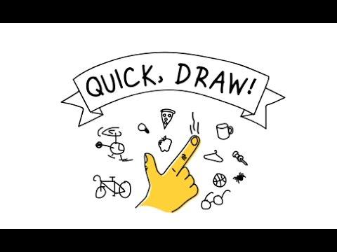 Google Quick Draw Interesting Ai Game Played By Abishek Easter Raj Ishelt
