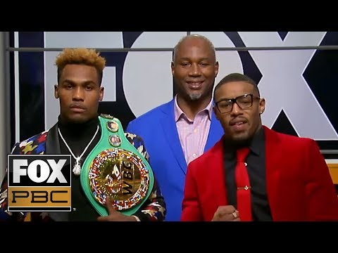 FOX Sports PBC Press Conference | PBC on FOX