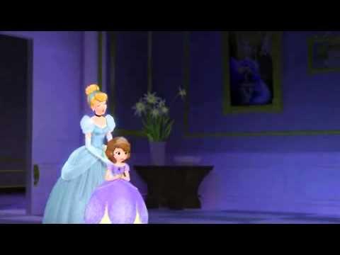 Critique Dvd Princesse Sofia Il Etait Une Fois Une Princesse