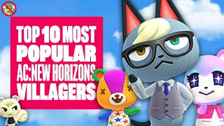 Animal Crossing Villagers How To Invite New Villagers Make Villagers Leave Become Best Friends And All New Horizons Villagers Listed Eurogamer Net A raccoon causes trouble for the citizens of stickyfeet. animal crossing villagers how to