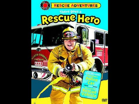 Opening To Real Wheels:Rescue Adventures 2003 DVD