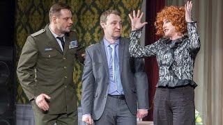 Галина Данилова и Андрей Кайков приглашают на спектакль 4 февраля в Казани