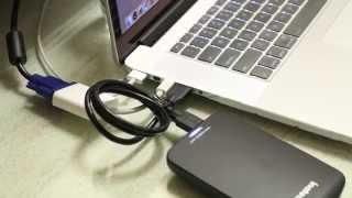 InAtek HDD External Enclosure - Recycle your old Hard drives into a portable HD!