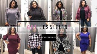 Plus Size Fashion Dressing Room Haul Lane Bryant