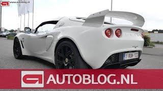 Mijn auto: Lotus Exige S RGB 260 van David