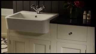 Hampton Designer Freestanding Bathroom Furniture Collection