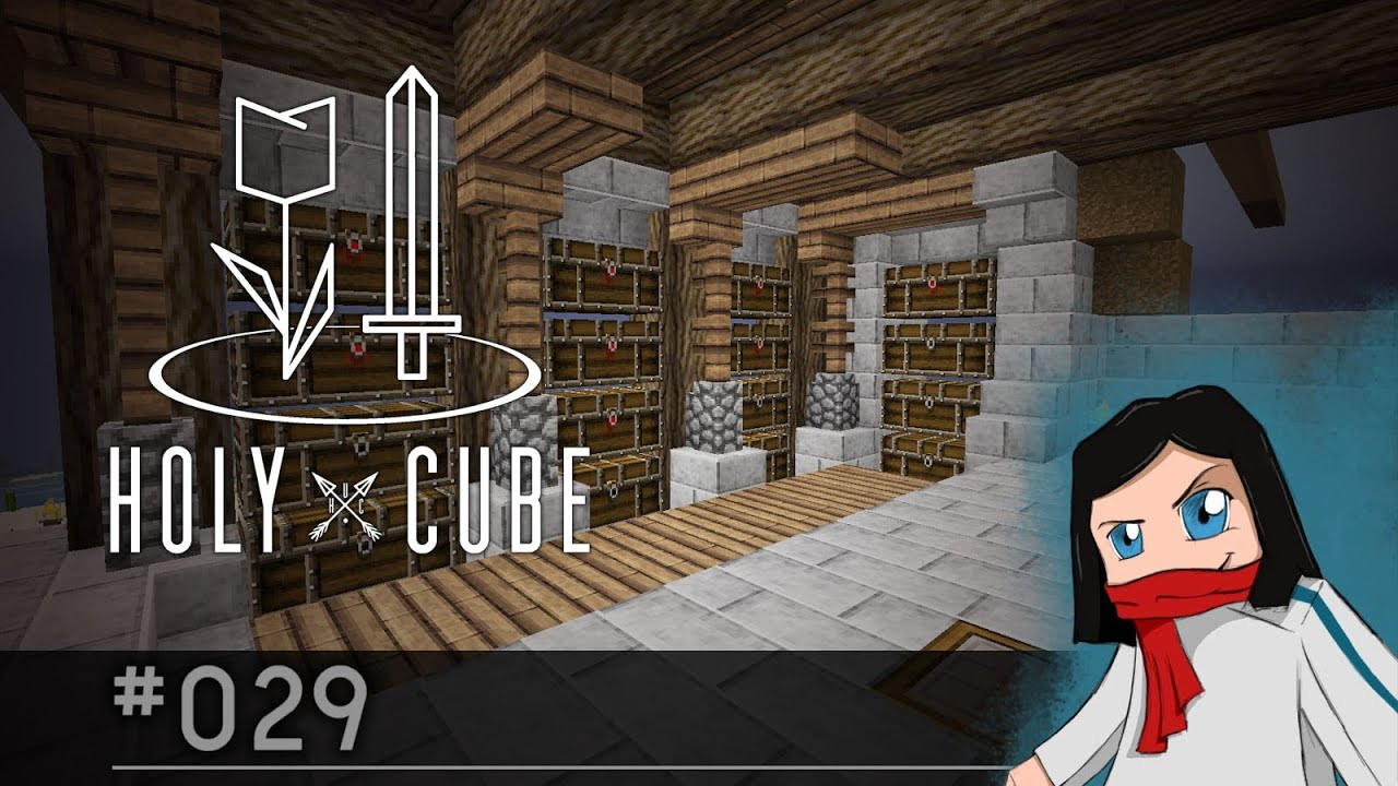 Holycube 29 salle des coffres fr jujoue youtube for Comcoffre de salle de bain