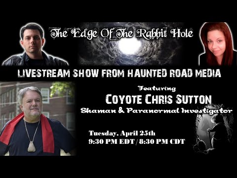 Shamanism and Spiritual Advisement | Chris Sutton | Edge Of The Rabbit Hole