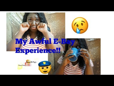 STORY-TIME|| MY AWFUL EBAY EXPERIENCE