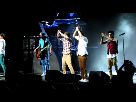 Use Somebody Cover One Direction Tampa 6.29.12