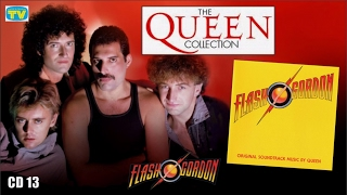 Baixar [218] Flash Gordon - CD13: The Queen Collection Digipack Series from Italy (2015)