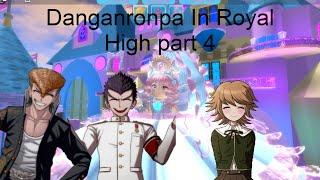 Danganronpa Characters in Royale High Part.4