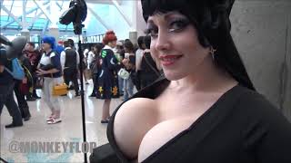 Hot cosplayers