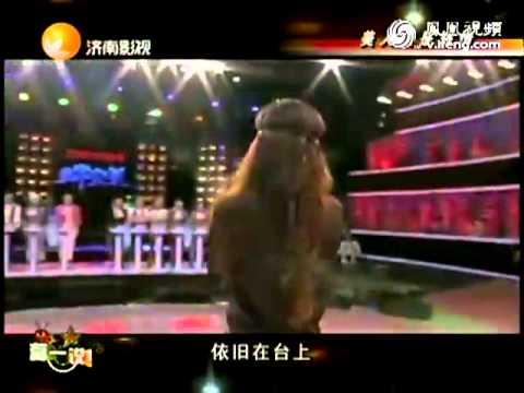 娱乐圈矫情的美人谢娜被揭老底 刘晓庆矫情的奶奶