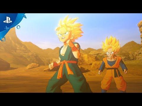 Dragon Ball Z: Kakarot - TGS 2019 Pre-Order Trailer   PS4