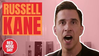 Russell Kane is 'Bi-pet-ual'?   Comic Relief