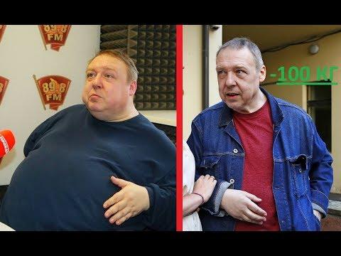 Невероятное похудение актера Александра Семчева.Личная жизнь