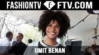 Umit Benan Backstage Spring/Summer 2016   Paris Men�s Fashion Week   FashionTV