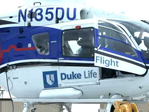 Duke Life Flight Reaccredited For Safety And Quality In Medical Transport