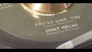 Jimmy Helms - You