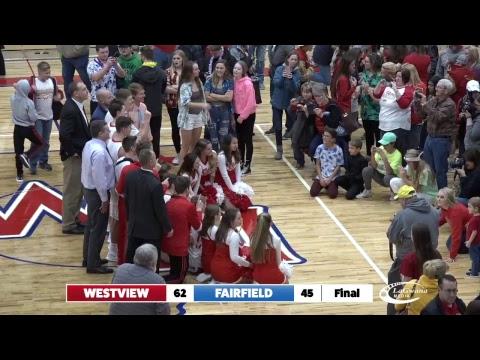 Boys vs Fairfield 2017-2018 NECC Championship