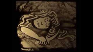 "Sand painting: ""When Devil Talks"" by Michael Romany Thumbnail"