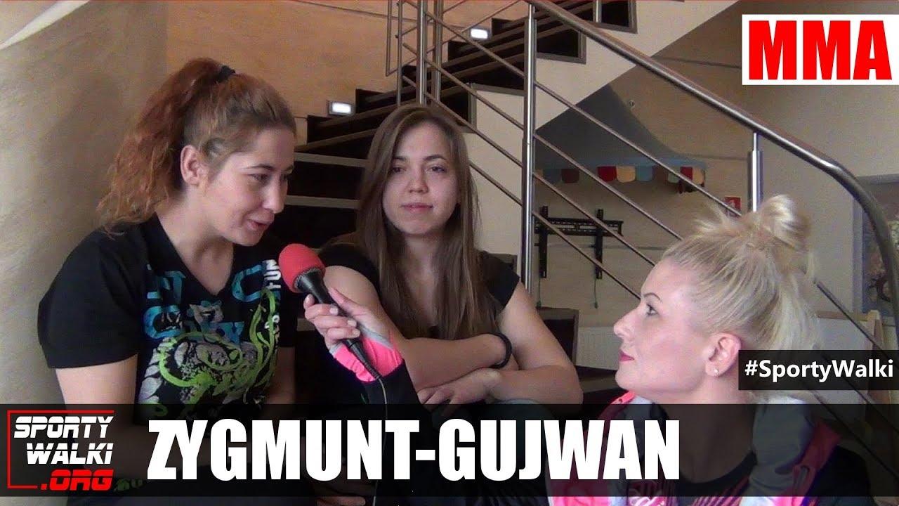 LFN: Weronika Zygmunt i Hanna Gujwan po obozie z Różalskim i  Guzowską