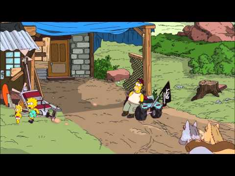 The Outlands .The  Simpsons HD
