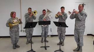 Usaf Band Of The West United States National Anthem 34 The Star Spangled Banner 34