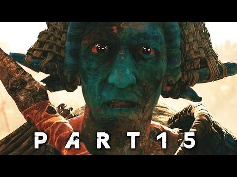Sunwalker Boss in Far Cry Primal - Walkthrough Gameplay Part 15 (PS4)