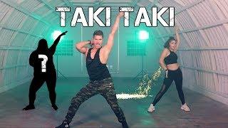 Taki Taki - DJ Snake ft. Selena Gomez, Ozuna, Cardi B | Caleb Marshall | Dance Workout