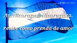 Letra Nicaragua, Nicaraguita