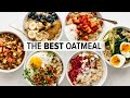 EASY OATMEAL RECIPE   with sweet & savory flavors