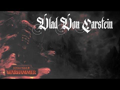 Total War: Warhammer Lore Vlad Von Carstein