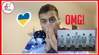 Go_A - ШУМ (SHUM) - [REACTION] - Ukraine Eurovision 2021